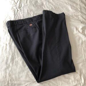 Dickies black 874 original fit pant 40x34